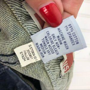GAP Skirts - Gap Denim Jean Mini Skirt Sz 4 EUC